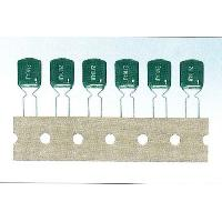 Polyester Film Capacitors, Radial Leaded